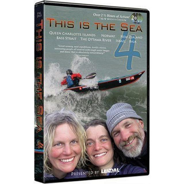 This Is The Sea 4 [DVD] [NTSC]